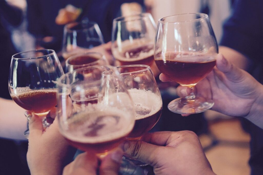 Different drinking patterns can lead to different health risks