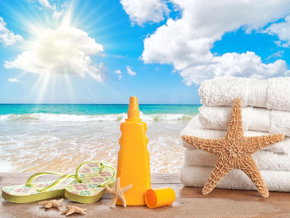 Sunscreen containing BP-3 may increase breast cancer risk