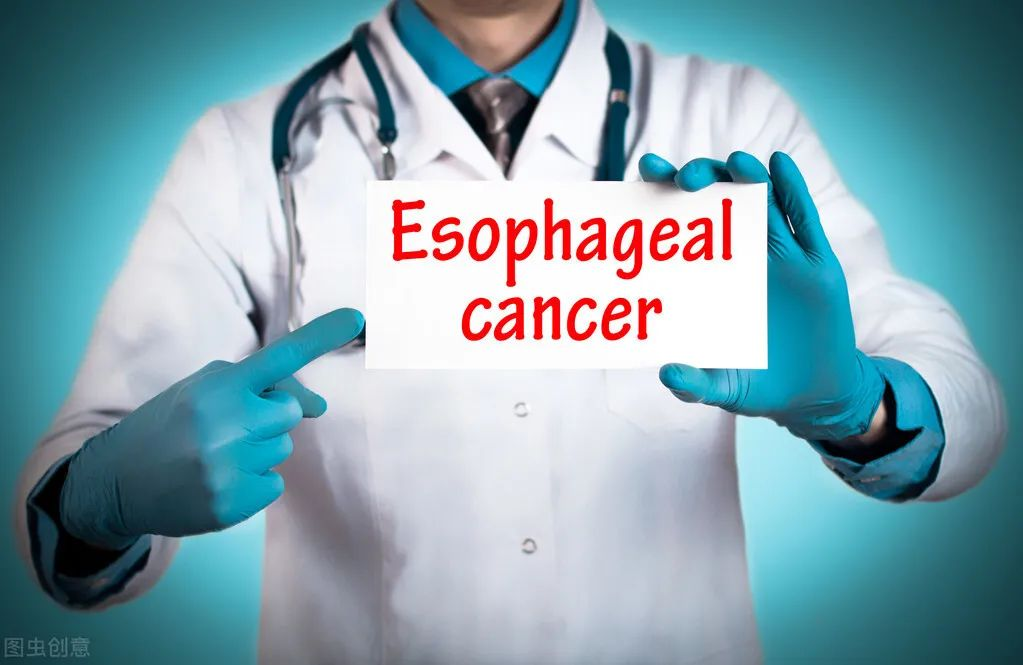 What causes the occurrence of esophageal cancer?