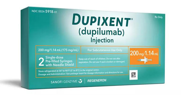 Dupixent: Significantly improves lung function for children with severe asthma