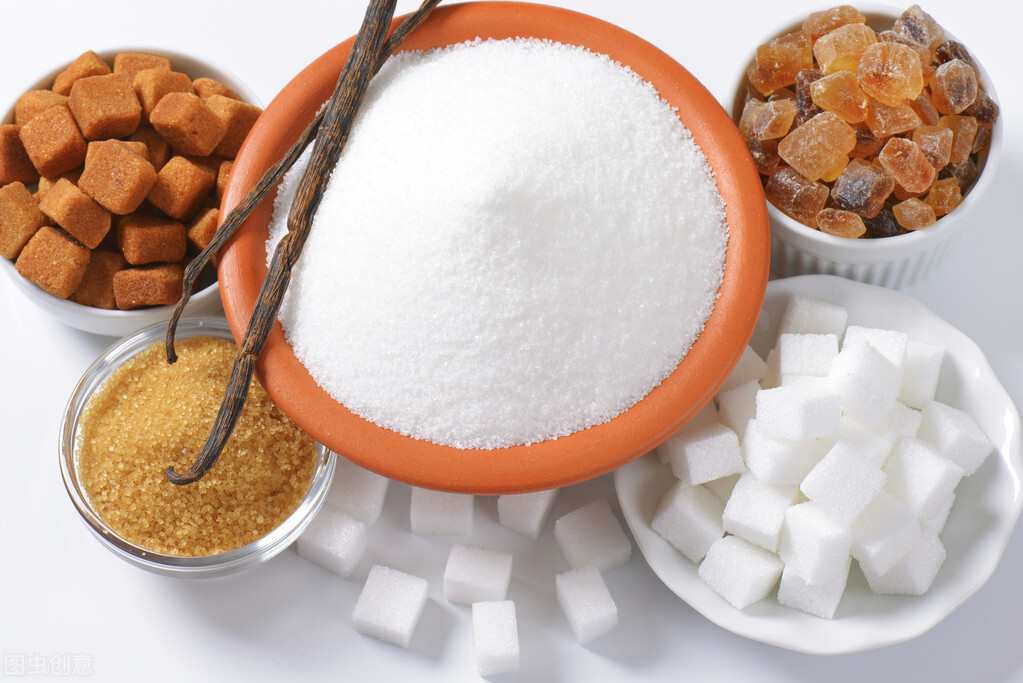 Eating too much sugar can also cause high blood pressure?