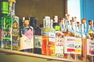 Nature: Any alcohol has same Carcinogenicity