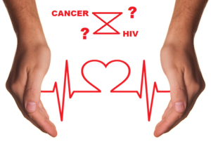Is there anylink between cancer and HIV?