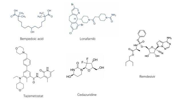 Analysis of the targets of new drugs on the global market in 2020