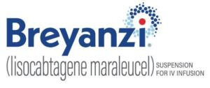 Bristol-Myers Squibb Breyanzi second-line treatment of large B-cell lymphoma