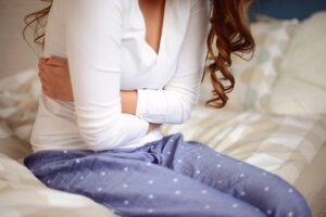 What shoud you next after uterine fibroids are detected?