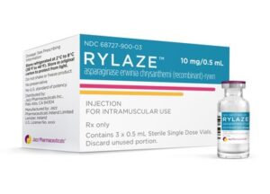 Jazz oncology drug Rylaze is approved by FDA for treatment of ALL and LBL
