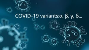 What are the difference between the mutated strains of COVID-19?
