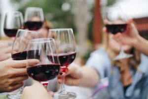 Alcohol in young people is related to premature aging of blood vessels
