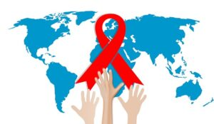 4.9 million US dollars in funding each year to find a cure for HIV