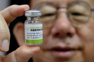 Taiwan approved its own COVID-19 vaccine for emergency use