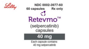 Selpercatinib Retevmo shows strong efficacy in a variety of cancers