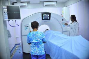 Proton therapy treat Skull base tumors by accurately blasting cancer cells.