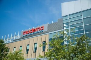 Moderna and AbCellera develop mRNA-encoded antibody therapy together