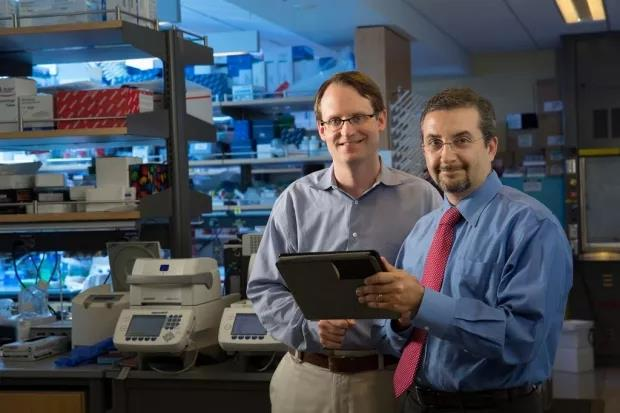 Stanford research team achieves non-invasive early lung cancer screening