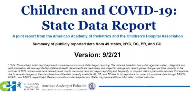 1st week of school: Over 5 million children infected with COVID-19 in U.S.