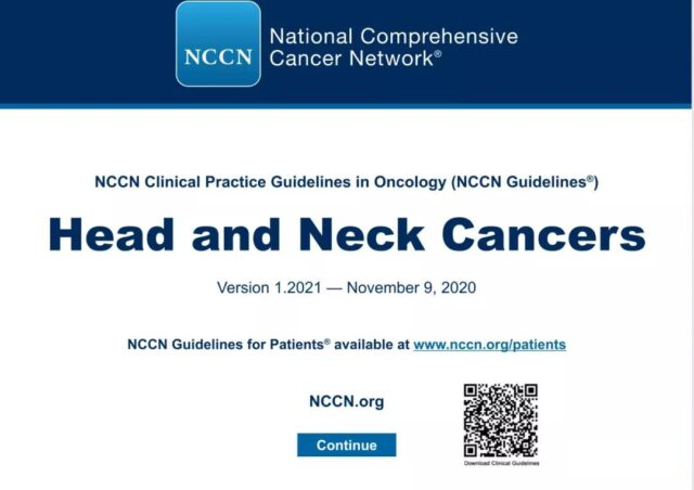 Proton therapy is the first choice for Head and neck tumors?