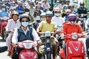 More than 2 million workers in Vietnam are unwilling to rework or greatly affect the global supply chain.