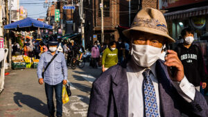 """South Korea may start """"Coexisting with COVID-19"""" from next month"""