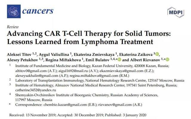 Do you really know lymphoma and how to use CAR-Tto treat lymphoma?
