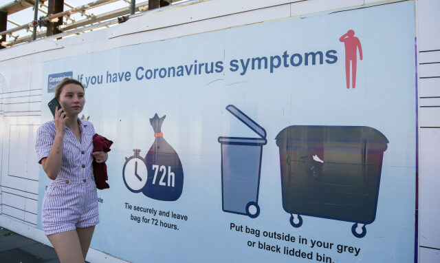COVID-19 pandemic is one of the worst public health failures in UK history?